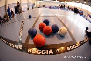 Boccia handisport