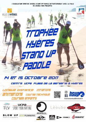 hyères stand up paddle
